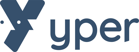 logo yper bleu